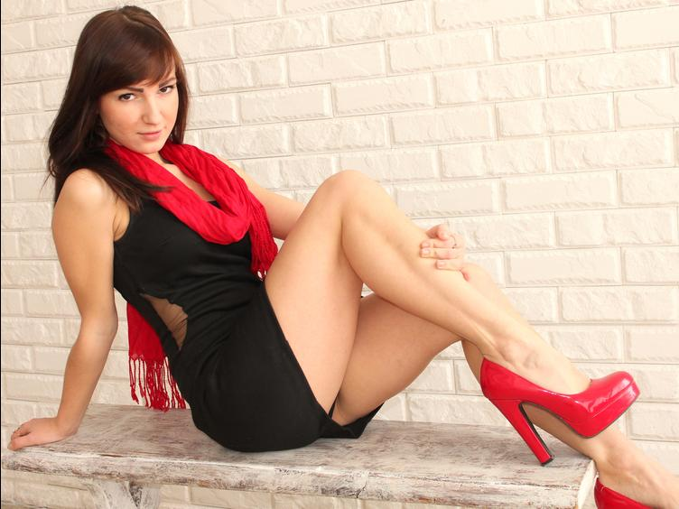 Yummy! I'm so tasty - young, hot and sweet! Kiss my lips - and my whole body! I'm so horny and waiting for you now!