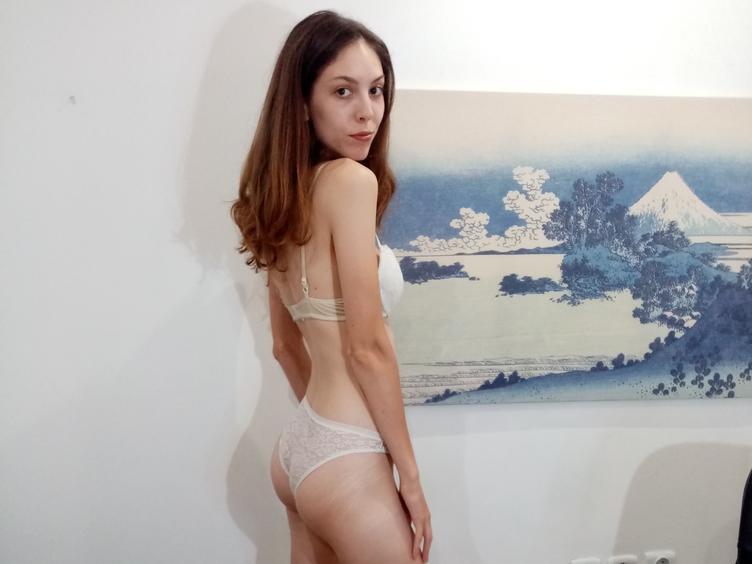 lass es uns genießen, bei mir zu sein und heißer zu werden, um Spass zu Sex
