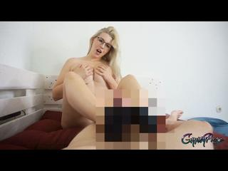 Höhepunkt, Blond, Close-Up, Fetisch, Girl, Langhaarig, Paar, Schwanz, Titties, Footjob