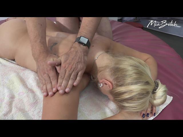 Sanfte Massage endet mit Ähnliche Wörter