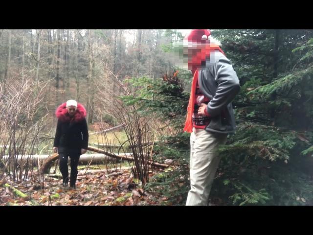 Mein erstes User Date im Wald ....