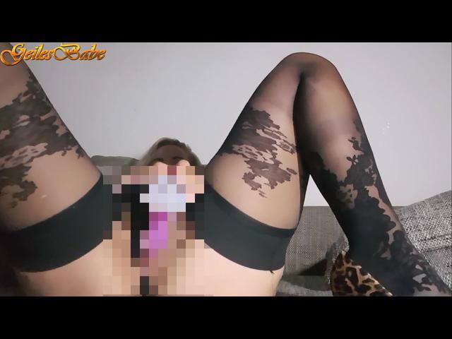 Heise Aktion im erotische Outfit!