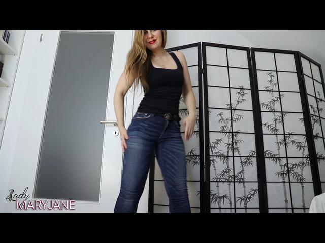 Küss meinen Jeansarsch, Sklave
