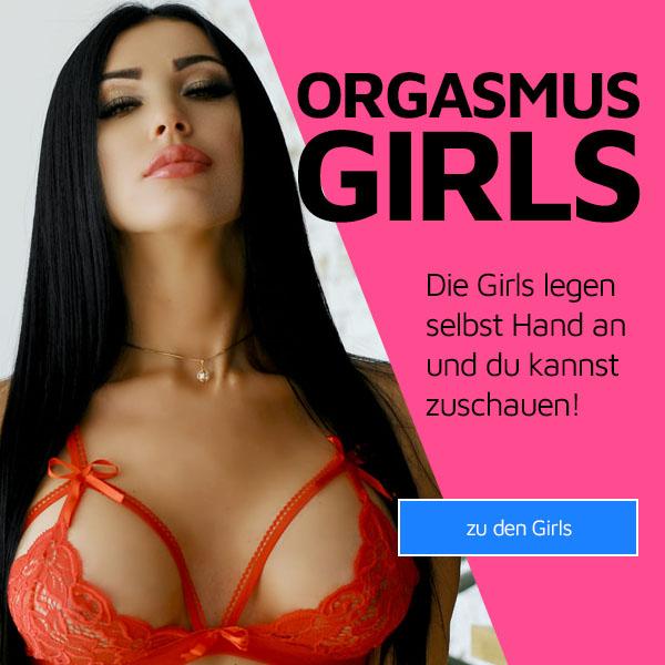 """Orgasmusgirls wollen dich jetzt in ihrer Show befriedigen und glücklich machen!"""" /></p> </div> </section><section id="""